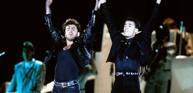 wham performing live