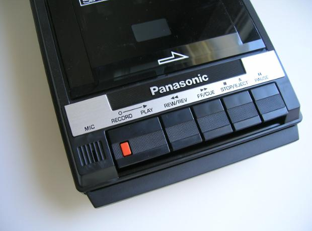 Panasonic Tape Recorder