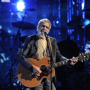 Cat Stevens performs