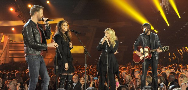 Lady Antebellum with Stevie Nicks