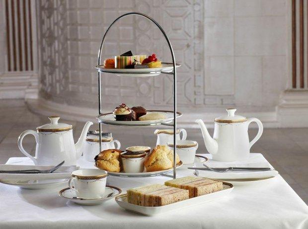 Waldorf Hilton Hotel Afternoon Tea