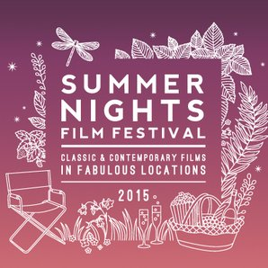 Summer Nights Film Festival 2015 Logo