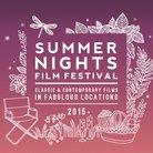 Summer Nights Film Festival 2015 Logo