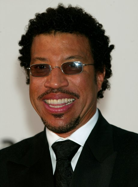 lionel richie beard