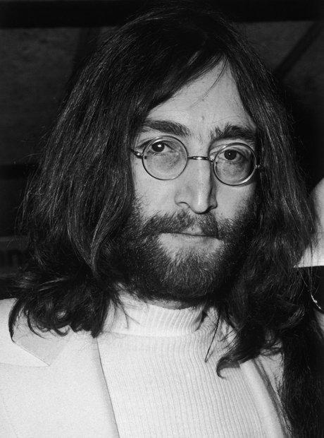 john lennon beard