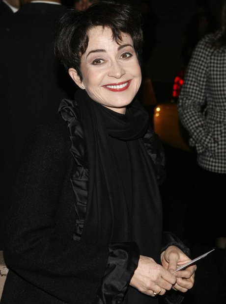 Thena and Now Ghostbusters Annie Potts