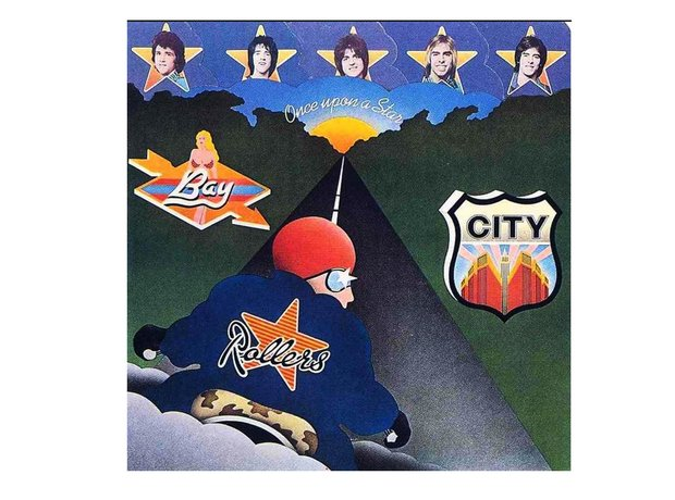 The Bay City Rollers - Once Upon A Time
