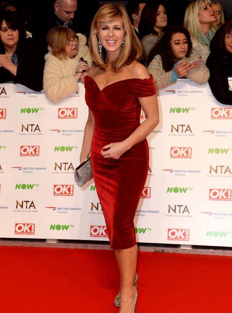 Kate Garraway National Television Awards