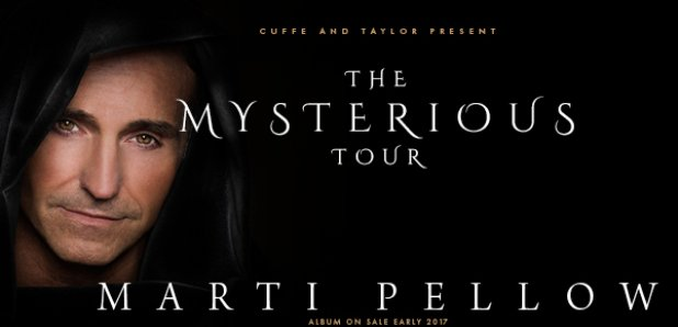 Marti Pellow Mysterious Tour 2017