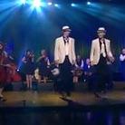 Irish dancers late late show