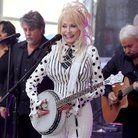 Dolly Parton performs 2014