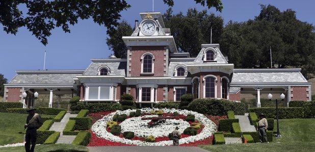 Neverland Ranch Michael Jackson