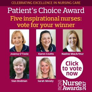 Patient's Choice Royal College Nursing